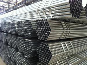 High Quality Construction Pre-Galanized Pipe