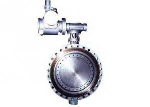 Best Selling Butterfly Valve Metal Steel Valve Ductile U Type Resilient Flanged 360 PTFE