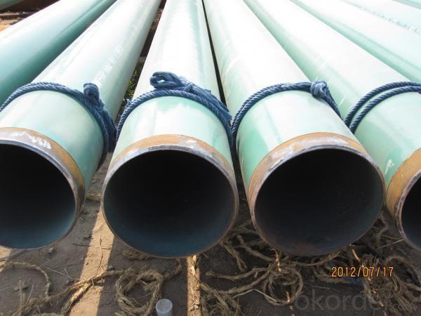 2PE/3PE External Coating Steel Pipe