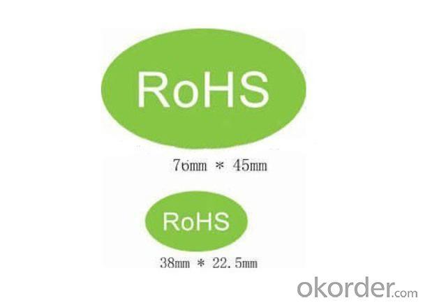 Logo Printing Stickers