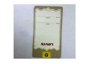 Paper Garment Tags for Jeans/Jackets