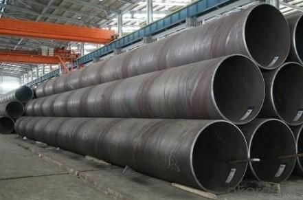 SSAW Welded Steel Pipes Carbon API SPEC 5CT ASTM A53