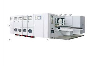 Printing Slotting Die-Cutter