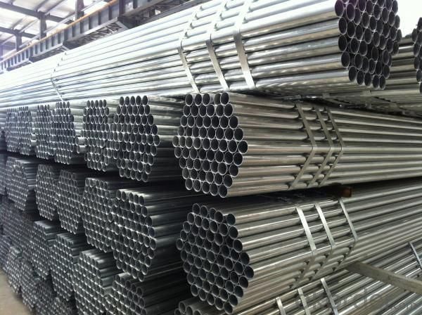 ASTM A 53 Pre-Galvanized Steel Pipe