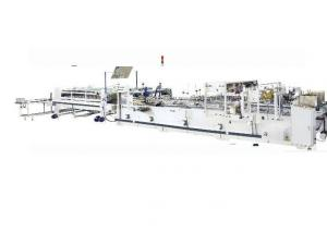 High Speed Automatic Box folding machine