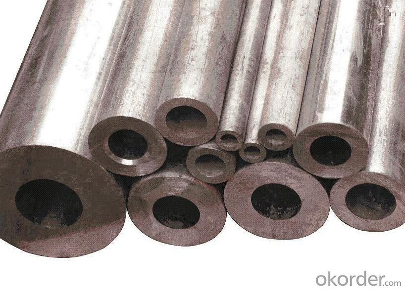 Good Quality Seamless Carbon And Alloy Steel Mechanical Tubing