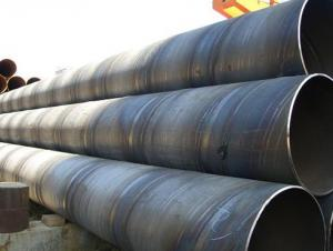 API SSAW Welded Steel Pipes