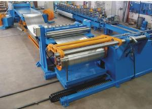 High Speed Slitting and Cut to Length Line