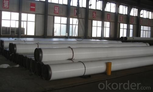 3PE&PE&PP Coating Steel Pipe for Fluid 165mm-3340mm