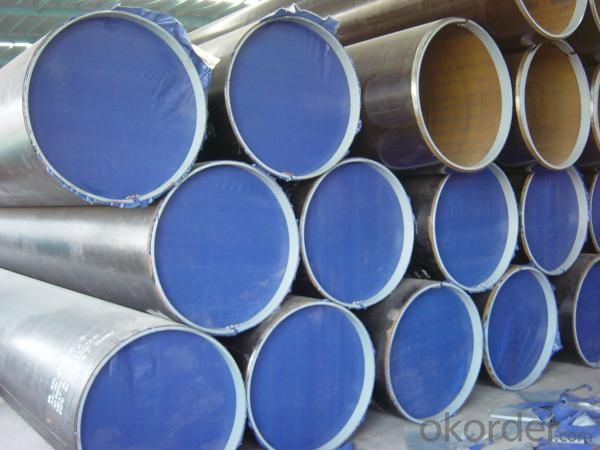 API LSAW Welded Pipes