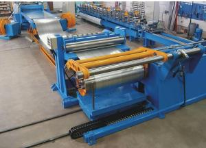 Slitting and Cut to Length Line