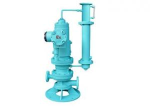 Gas Seal Slurry Type Canned Pump