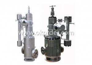 High Temperature & High Pressure Type Canned Pump