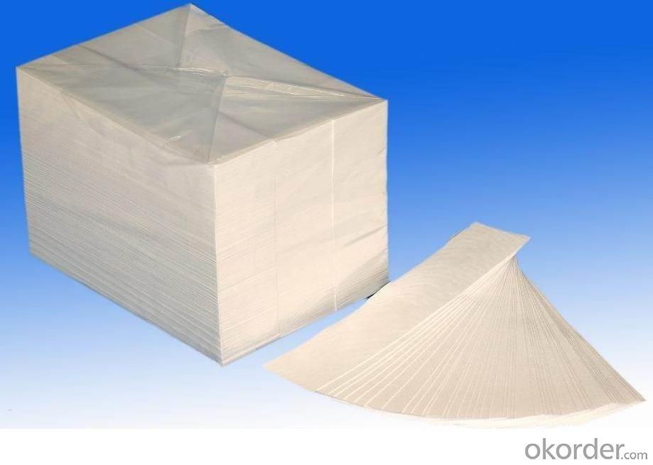 Fiberglass Battery Separator Tissue Mat