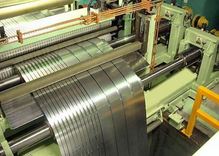 High Speed Slitting Line