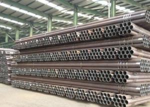 Hot-rolled seamless steel tubes for hydraulic pillar service