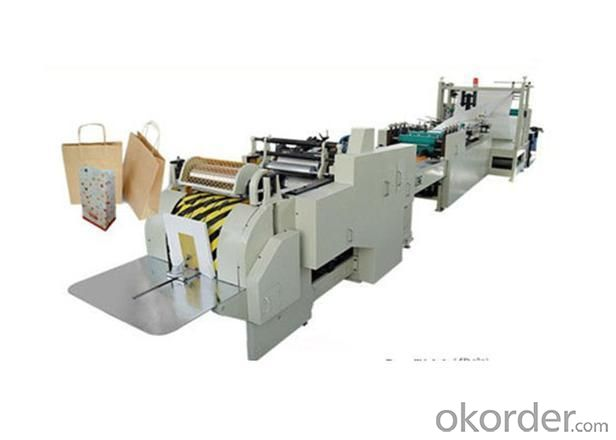 Bag Paper Machine