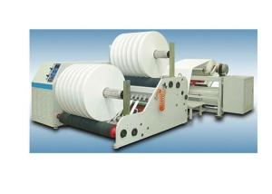Paper Slitter Rewinder Machine HCHS501 Series