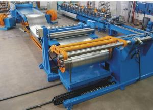 High Speed Slitting and Cut to Length Combined Line