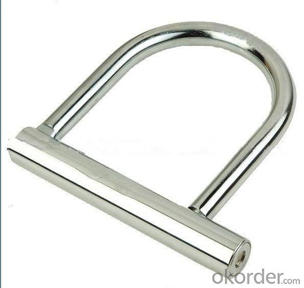 Hardened Bicycle Locks and U Locks