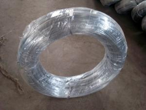 Steel Wire with Hot Dipped Galvanized Finish