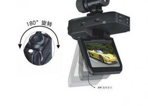 Full HD Car DVR Recorder with 140 Degrees A+ Bugeye Lens  2.0 inch