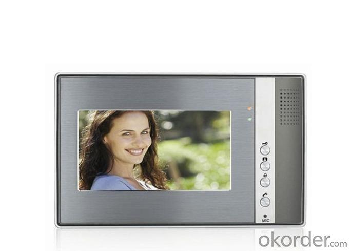 Digital HD Color Video Door Phone in China