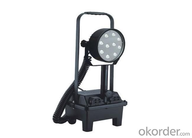 Cree Led Explosion Proof Portable Battery Work Light