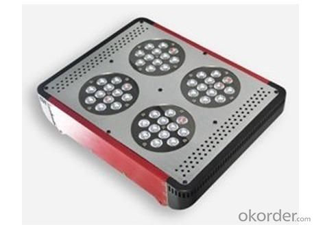 Dimmable LED Aquarium Light P4 - 180 Watt (48x3Watt)