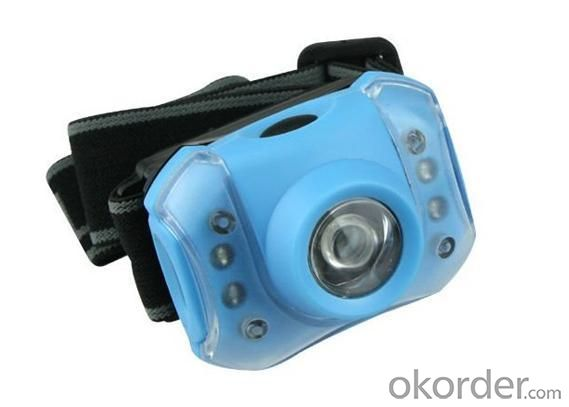 LED Solar Headlamp 1 Watt