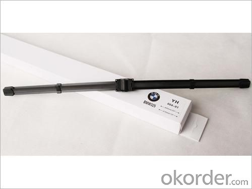Universal Windshield Wiper Blade-Stainless Steel Frame with Natural Rubber/Silicon Rubber - 680