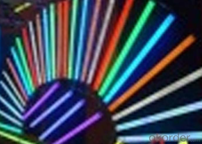 Colorful LED Digital Tube with High Brightness