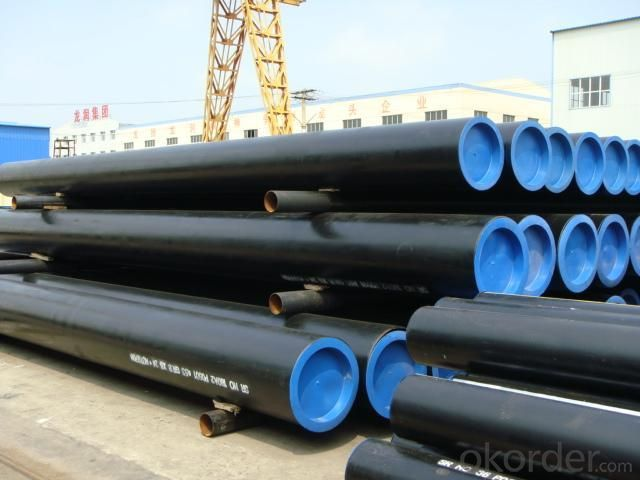 API ERW Line Pipes