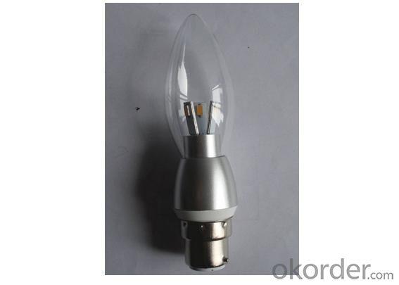 LED Candle Light B22 3 Watt