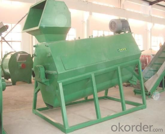 Advanced Technology of Washing Unitfor Waste Plastic PET Bottles