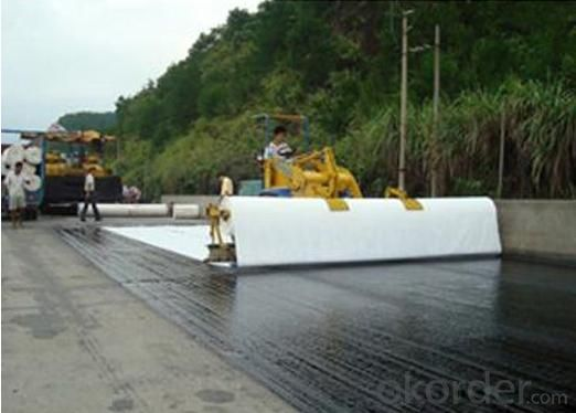 Spunbond Nonwoven Geosynthetics For Construction