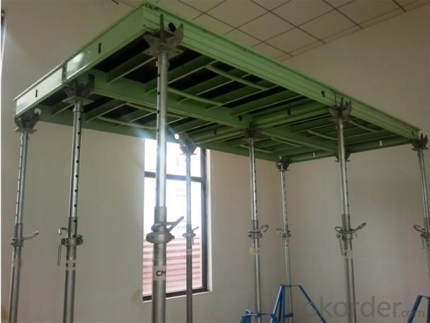 Aluminum-Frame Formwork