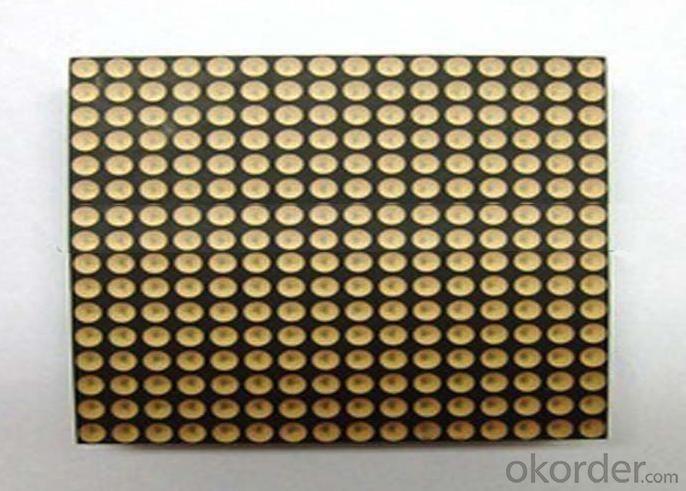Dot LED Matrix Display,Wholesale Exporter 40mmx40mm 256