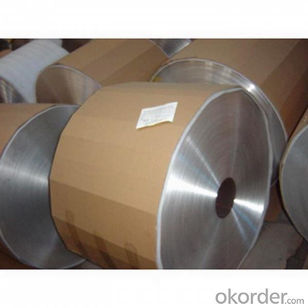 Aluminum Foilstock for Household foil