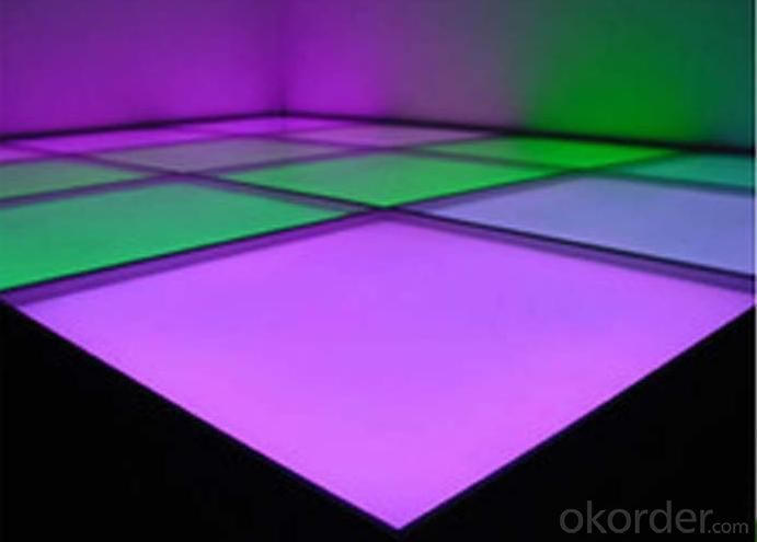 Lighted Light-up Dance Floor