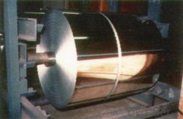 Aluminum Foilstock for blister packaging