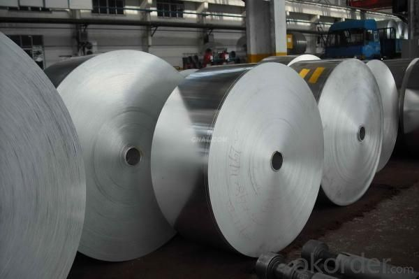 Aluminum Foilstock for Household foil