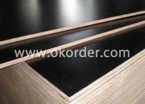 Combi Core Black Film Faced Plywood