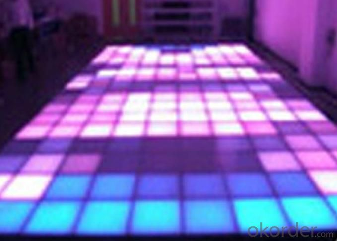 LED Dance Ground Light