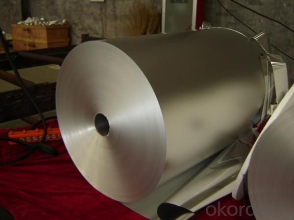 Aluminum Foilstock for flexbile packaging