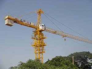 BUILDING TOWER CRANE