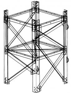 MAST SECTION