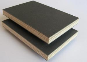 Black Film Faced Plywood Poplar Core