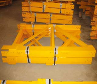 J4/J5/J17 Mast Section of Construction Hoist/Lift/Elevator