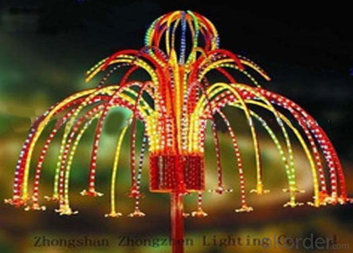 Decorative LED Firework Lights